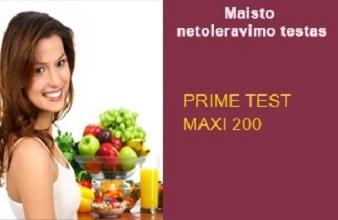 PRIME TEST MAXI 200