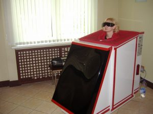 Angliarūgštės vonia REABOX