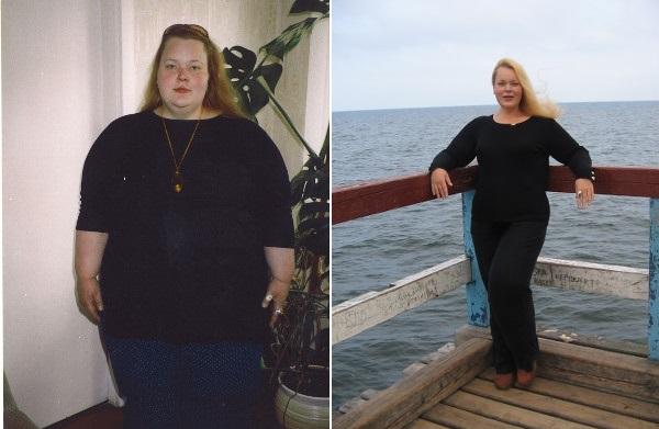 Per 8 mėnesius atsikratė 80 kg