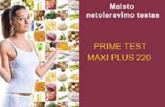PRIME TEST MAXI PLUS 220